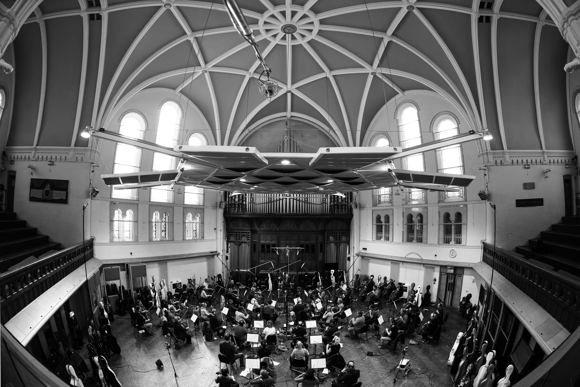 Lyndhurst Hall